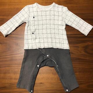 ベルメゾン - カバーオール 長袖 80