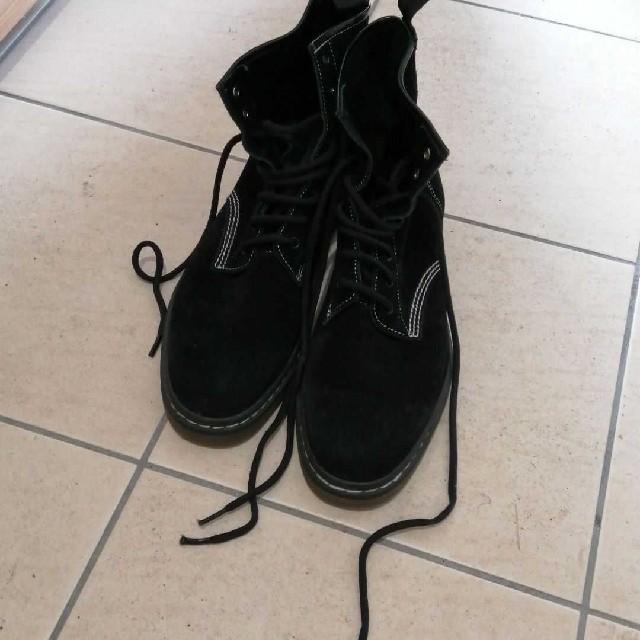 SHIPS(シップス)のSHIPS シップス スウェードブーツ メンズの靴/シューズ(ブーツ)の商品写真