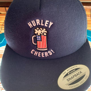 ハーレー(Hurley)のハーレー キャップ フリーサイズ(キャップ)