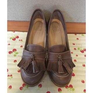 ローファーパンプス(ローファー/革靴)