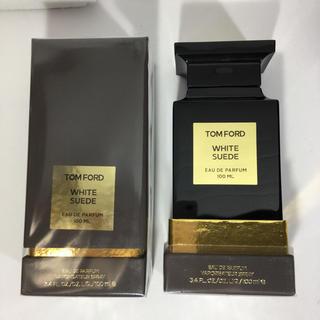 TOM FORD - 新品トムフォード ホワイトスエード 100ml  シャネル香水 好きの方に