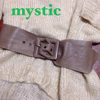 ミスティック(mystic)のmystic牛革ベルト♡(ベルト)