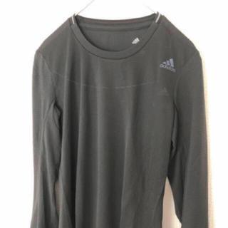 アディダス(adidas)のadidas 長袖 Tシャツ(Tシャツ(長袖/七分))