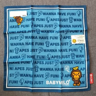 アベイシングエイプ(A BATHING APE)のBABYMILO ハンカチ(その他)