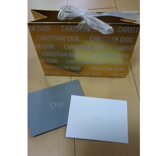 ディオール(Dior)の未使用☆ディオール ギフトBox(ラッピング/包装)