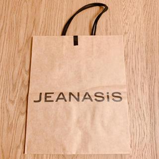 ジーナシス(JEANASIS)のジーナシス ショップ袋✩︎⡱(ショップ袋)
