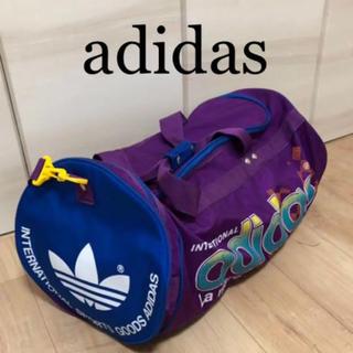 adidas - adidas アディダス ミニボストンバック トレフォイルロゴ
