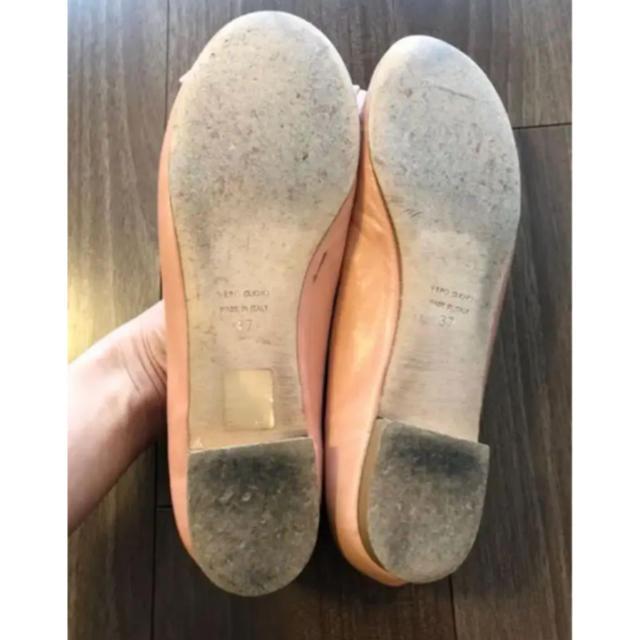 FABIO RUSCONI(ファビオルスコーニ)のファビオルスコーニ フラットシューズ サイズ37 レディースの靴/シューズ(バレエシューズ)の商品写真