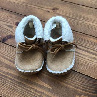 ベビーギャップ(babyGAP)のbaby gap ブーツ 3~6ヶ月(ブーツ)