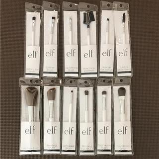 elf - e.l.f.  エルフ  メイクブラシ12本セット✩.*˚