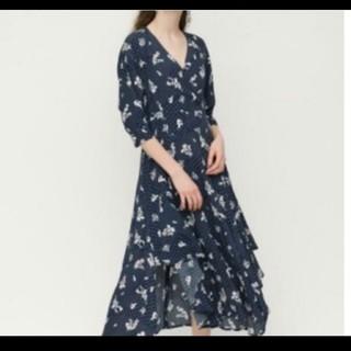 スライ(SLY)の極美品 希少 完売 SLY POSY WAY ROUND ドレス(ロングワンピース/マキシワンピース)