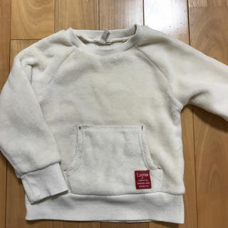 サマンサモスモス(SM2)のサマンサモスモス  ボアトレーナー(Tシャツ/カットソー)