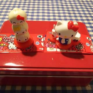 ハローキティ(ハローキティ)のチョコエッグ キティ シークレット + おまけ(その他)