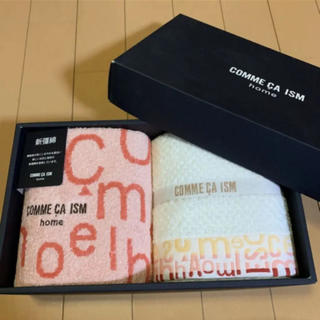 COMME CA ISM - ★COMME CA ISM フェイスタオル 2枚セット★