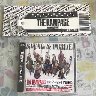 ザランページ(THE RAMPAGE)のTHE RAMPAGE キーホルダー(ポップス/ロック(邦楽))