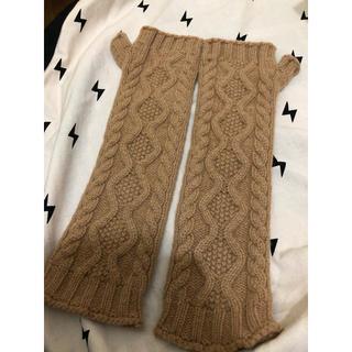 ユニクロ(UNIQLO)のScottishTradition ウール100%手袋(手袋)