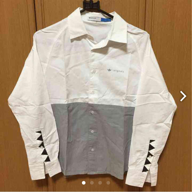 adidas(アディダス)のアディダス 長袖シャツ 値下げ メンズのトップス(Tシャツ/カットソー(七分/長袖))の商品写真