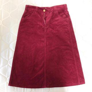ザラ(ZARA)のコールテンスカート(ロングスカート)