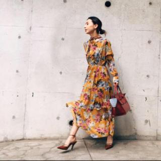 アメリヴィンテージ(Ameri VINTAGE)のameil 新宿限定 ワンピース(ロングワンピース/マキシワンピース)
