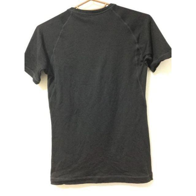 Wacoal(ワコール)のCWーX レディスT シャツ 黒 サイズS レディースのトップス(Tシャツ(半袖/袖なし))の商品写真