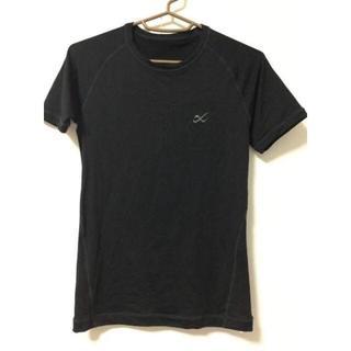 ワコール(Wacoal)のCWーX レディスT シャツ 黒 サイズS(Tシャツ(半袖/袖なし))