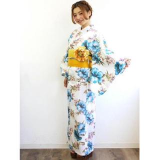 カスタネ(Kastane)のKastane オリジナル浴衣セット(浴衣)
