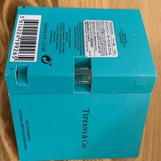 ティファニー(Tiffany & Co.)のTIFFANY&Co.(オードパルファム)(香水(女性用))