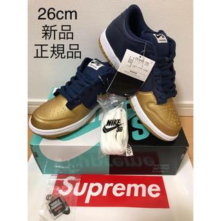 シュプリーム(Supreme)のSupreme Nike SB Dunk Low 26cm(スニーカー)