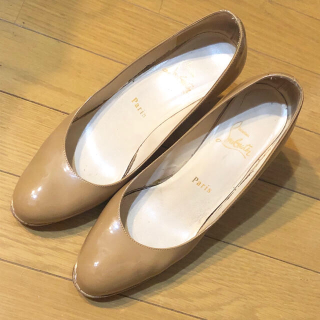 Christian Louboutin(クリスチャンルブタン)のルブタンのパンプス レディースの靴/シューズ(ハイヒール/パンプス)の商品写真