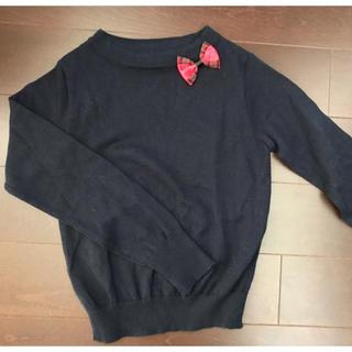 familiar - ファミリア セーター ニット 130