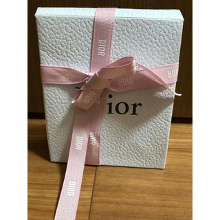ディオール(Dior)のDior 梱包 箱とリボン(ラッピング/包装)