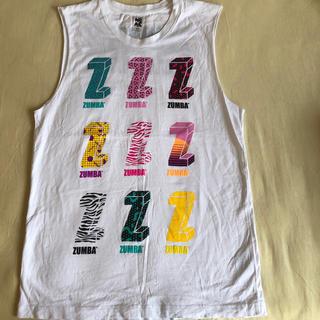 ズンバ(Zumba)のZUMBA ノースリーブTシャツ XS /S 中古品です。(ダンス/バレエ)