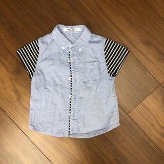 familiar - familiar 男の子 シャツ