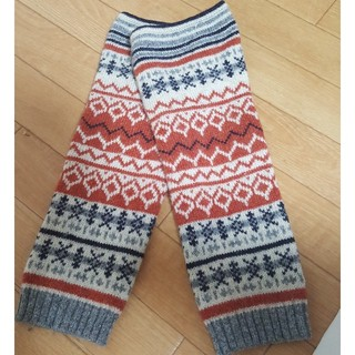 ニコアンド(niko and...)のnikoand…のセーターに付いていたウォームカバー(その他)
