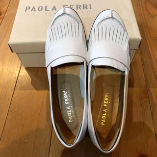 ローズバッド(ROSE BUD)のローファー   PAOLA FERRI(ローファー/革靴)