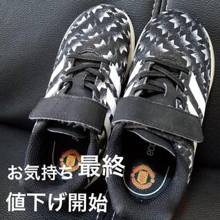 アディダス(adidas)のadidasキッズ 16,5センチ(スクールシューズ/上履き)