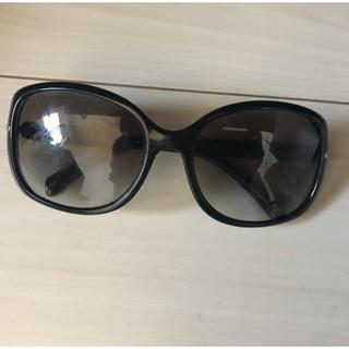 プラダ(PRADA)のPRADA サングラス spr080 黒(サングラス/メガネ)