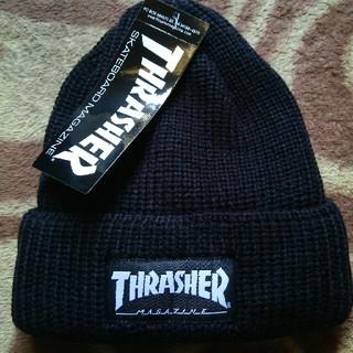 THRASHER - スラッシャー ニット帽