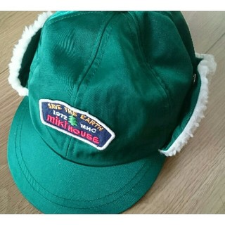 mikihouse - ミキハウス帽子