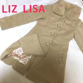 リズリサ(LIZ LISA)のリズリサ スカラップコート(ロングコート)