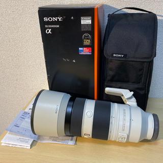 SONY - 【超美品】SONY FE100-400mm F4.5-5.6 GM OSS