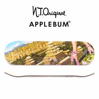 アップルバム(APPLEBUM)のAPPLEBUM 大江戸 スケートデッキ 新品(ボード)