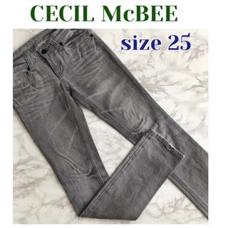 セシルマクビー(CECIL McBEE)の110 CECIL McBEE✨スキニーデニム 231(デニム/ジーンズ)