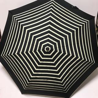 ジャンポールゴルチエ(Jean-Paul GAULTIER)のジャンポールゴルチエ  折りたたみ傘 ブラック(傘)