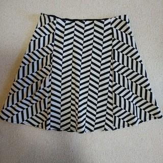 ザラ(ZARA)のZARA スカート(ひざ丈スカート)