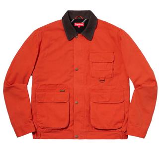 Supreme - supreme field jacket orange Mサイズ ★新品未使用★