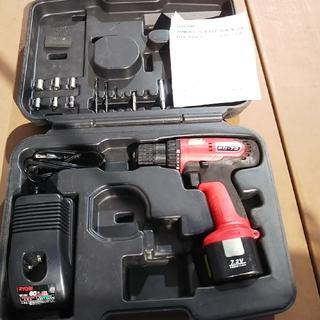 RYOBI  充電式ドライバ・ドリルキット(工具/メンテナンス)