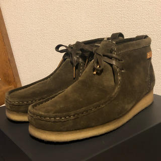 Clarks - KITH Wallabee Boot US10 28cm