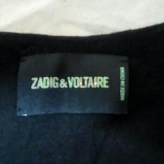 ザディグエヴォルテール(Zadig&Voltaire)のザディグエヴォルテールのチュニック(ニット/セーター)
