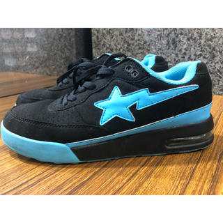 A BATHING APE - APE ROADSTA US7.5 美品 BAPESTA